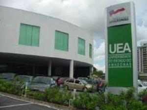 Reitoria da Universidade do Estado do Amazonas (Foto: Divulgação/UEA)