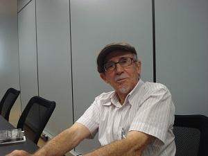 Horieste Gomes (Foto: Versanna Carvalho / G1 GO)