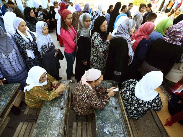 tunísia eleição (Foto: Zohra Bensemra/Reuters)
