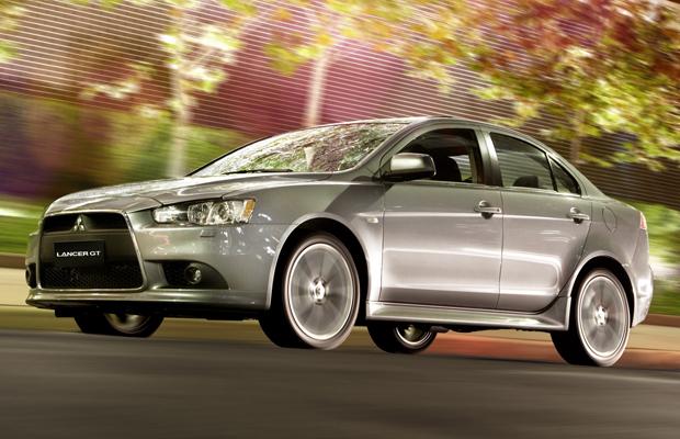 Auto Esporte - Primeiras impressões: Mitsubishi Lancer GT e Sportback