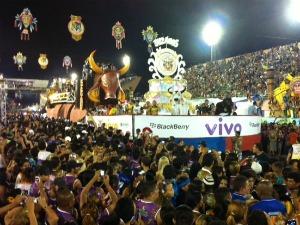 Boi Manaus parabéns 300 (Foto: Girlene Medeiros/G1AM)