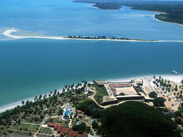 Ilha de Itamaracá (Foto: Divulgação/ Ministério do Turismo)