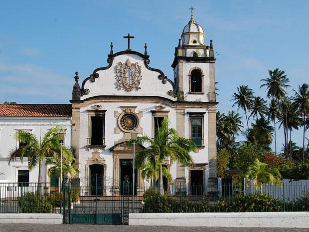 Mosteiro de São Bento (Foto: Vanessa Bahé/ G1)