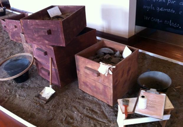 Museu de Arqueologia (Foto: Divulgação)