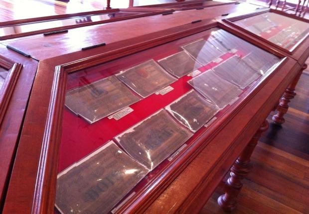 Museu de Numismática  (Foto: Divulgação)