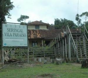 Museu do Seringal (Foto: Divulgação/Museu do Seringal)