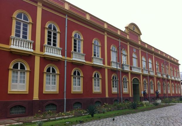 Palacete Provincial (Foto: Divulgação)