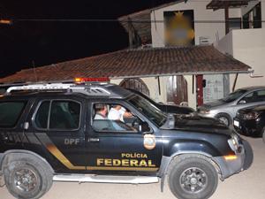 Policial federal mata suspeito de assalto em João Pessoa  (Foto: Walter Paparazzo/G1)