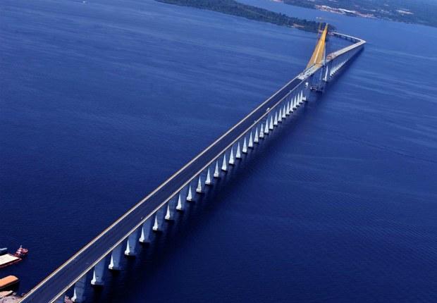 Ponte Rio Negro 620 016 (Foto: Divulgação)