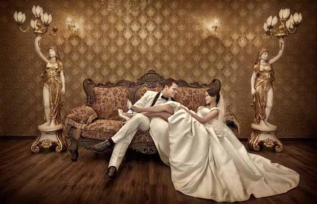Competição premia fotos de casamento originais