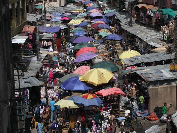 População da Nigéria, assim como de todo o continente africano, é uma das que mais cresce no mundo (Foto: Akintunde Akinleye/UNFPA)