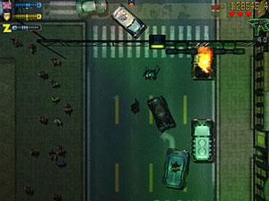 'Grand Theft Auto II', de 1999 (Foto: Divulgação)