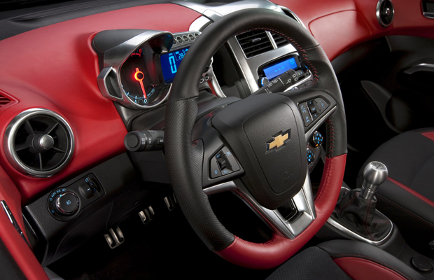 Chevrolet Sonicz Spec