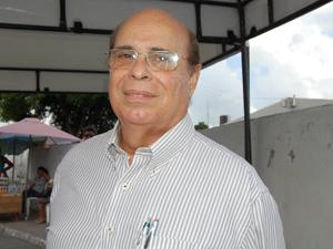 Presidente  do CRM-PB, João Medeiros, espera adesão em massa ao movimento (Foto: Krystine Carneiro/G1)