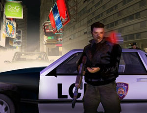 'Grand Theft Auto III', de 2001 (Foto: Divulgação)
