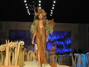 Modelo desfila na 8ª edição do Minas Trend Preview, em maio de 2011 (Foto: Sebastião Jacinto/Divulgação/Fiemg)