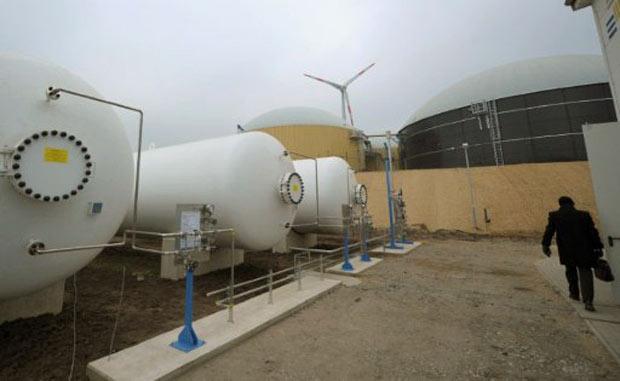 Usina servirá para desenvolver tecnologia híbrida de produção de energia. (Foto: AFP)
