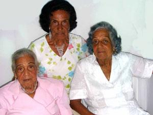 Irmã mais velha de Caetano Veloso morre aos 83 anos em Salvador (Foto: Edvaldo Nascimento/ Arquivo Pessoal)