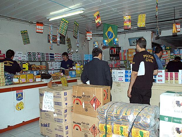 Operação Caipora (Foto: Divulgação / Ministério Público de Pernambuco)