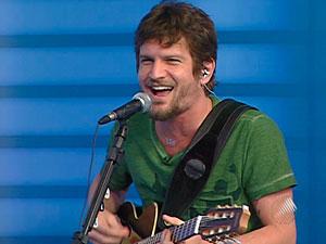 Saulo Fernandes, cantor da Banda Eva (Foto: Reprodução/ TVBA)