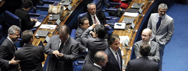 Aprovação da Comissão da Verdade no Senado ocorreu de forma simbólica, sem alterações de mérito no texto enviado pela Câmara. (Foto: Moreira Mariz/Agência Senado)
