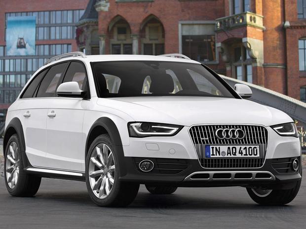 Audi A4 Allroad (Foto: Divulgação)