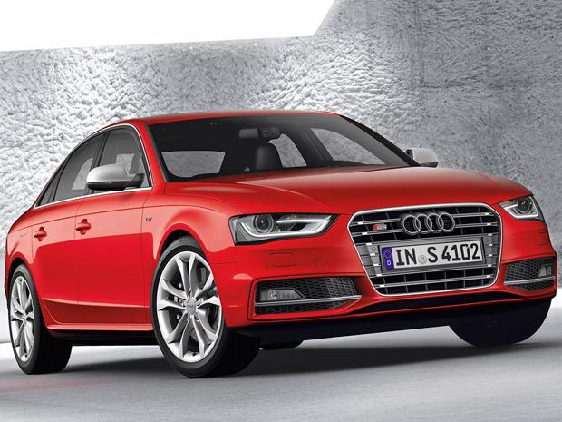 Audi, A4, S4 (Foto: Divulgação)