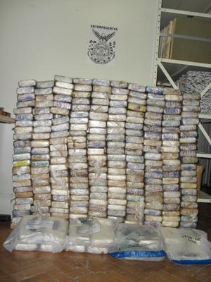 droga semilla (Foto: Divulgação/PF)