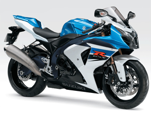 Suzuki; GSX-R 1000 (Foto: Divulgação)