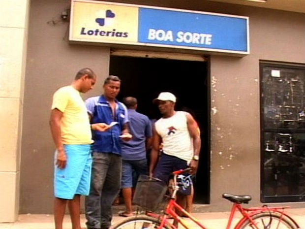 Morador de Pedro Canário ganha prêmio milionário na Megasena (Foto: Reprodução/TV Gazeta Norte)