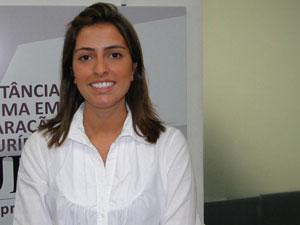 Isabela Santoro diz que Exame da OAB não avalia a capacidade do candidato (Foto: Alex Araújo/G1)