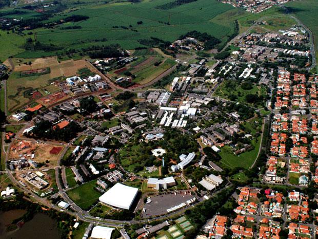Unicamp - Universidade Estadual de Campinas Aereo-unicamp