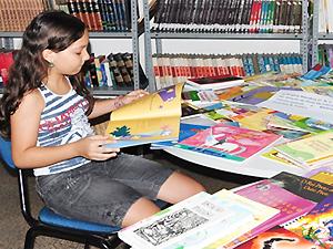 Biblioteca recebe doações em João Pessoa (PB) (Foto: Divulgação/PMJP)
