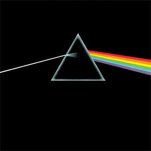 Capa do álbum 'Dark side of the moon' (Foto: Divulgação)