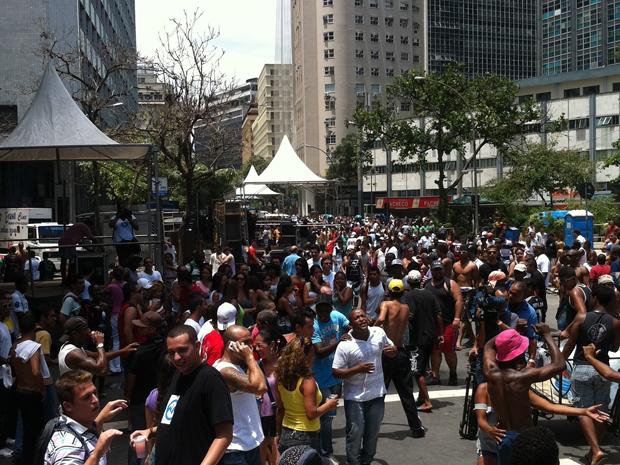 Rio Parada Funk (Foto: Marcela Beaklini/G1)