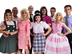 'Hairspray em Busca da Fama' em versão pernambucana (Foto: Divulgação)