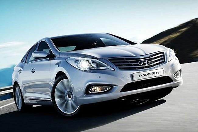 Hyundai Azera 2012 chega a partir de R$ 109,9 mil (Foto: Divulgação)