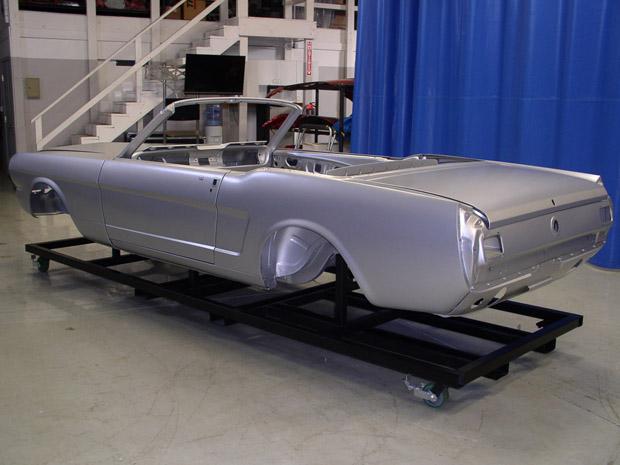 Modelo fabricado entre 1964 e 1966 é o clássico mais restaurado (Foto: Divulgação)