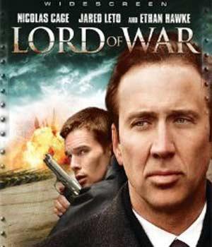 Cartaz de 'O senhor da guerra' (Foto: Reprodução)