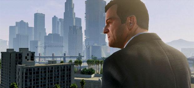 Los Santos, versão fictícia de Los Angeles, é cidade do novo 'GTA' (Foto: Reprodução)