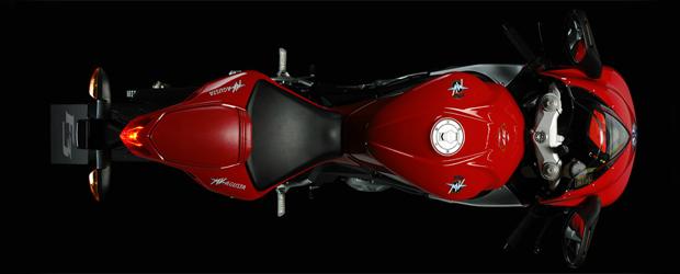 Visual da motocicleta é semelhante ao da F4 (Foto: Divulgação)