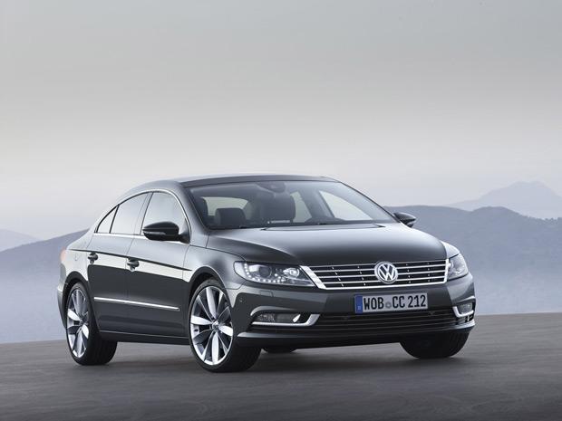 Volkswagen Passat CC ganhará novas linhas para o ano que vem (Foto: Divulgação)