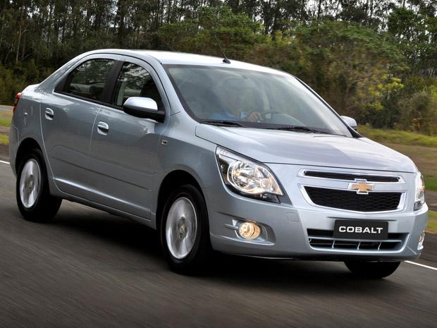 Chevrolet Cobalt parte de R$ 39,9 mil (Foto: Divulgação)