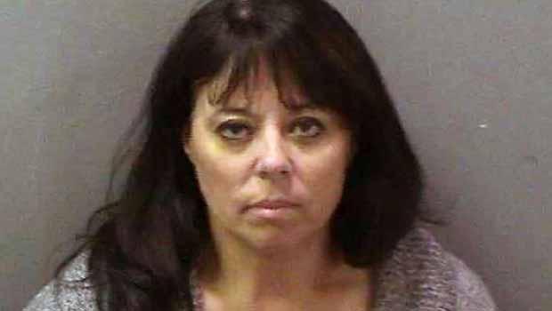Patricia Ann Serrano em foto divulgada pela polícia (Foto: Reprodução)