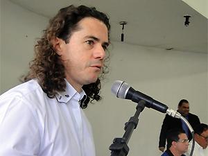 Veneziano Vital do Rego, prefeito de Campina Grande (PB) (Foto: Divulgação/Codecom-PMCG)