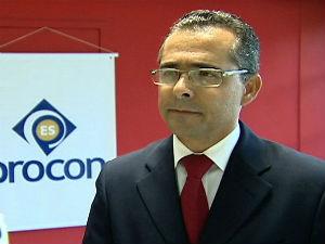 Ex-presidente do Procon-ES foi condenado (Foto: Reprodução/TV Gazeta)
