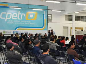 Centro público de Santo André (Foto: Júlio Bastos/Divulgação)