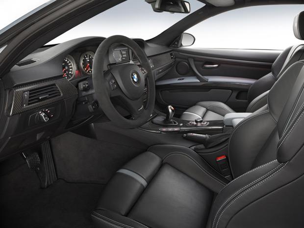 BMW M3 Coupé Competition Edition (Foto: Divulgação)