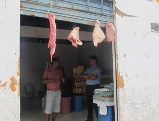 marabá porco (Foto: Tahiane Stochero/G1)