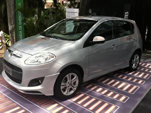 Fiat Palio ganha a principal mudança desde seu lançamento (Foto: Priscila Dal Poggetto/G1)